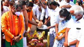 interview-with-bjp-state-president-murugan-on-the-vail-pilgrimage