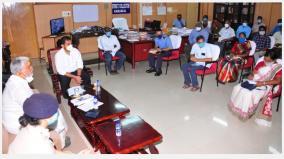 karaikal-administration-ready-to-face-cyclone-nivar-minister-r-kamalakkannan-information
