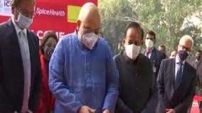 amit-shah-flags-off-mobile-rt-pcr-lab-at-icmr-headquarters-in-delhi
