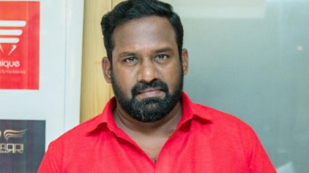 robo shankar video speech