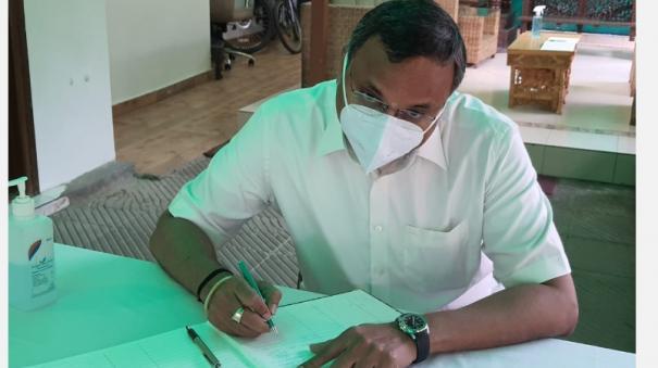 priyanka-gandhi-should-contest-in-kanyakumari-constituency-the-account-behind-karthi-chidambaram-s-opinion