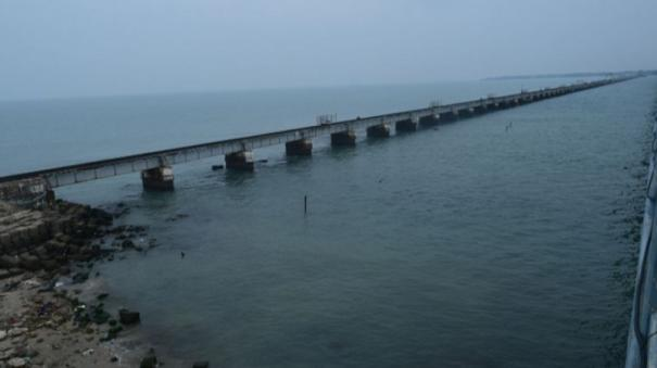 nivar-cyclone-rameswaram-sea-at-calm