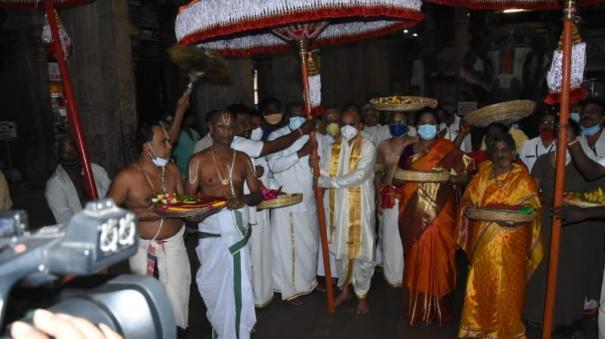 festival-in-srirangam