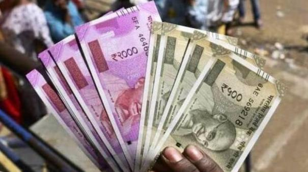 five-arrested-for-trying-to-exchange-counterfeit-notes-in-madurai-rs-1-19-500-worth-of-counterfeit-notes-seized