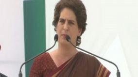 instead-of-listening-to-farmers-voice-bjp-using-water-cannon-to-disperse-them-says-priyanka-gandhi-vadra