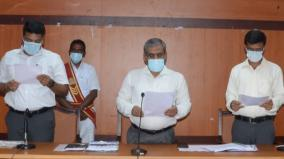 protection-for-marginalized-people-revenue-department-coimbatore-collector-melting