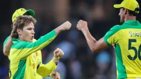 aussies-win-by-66-runs-in-first-odi-agains-india