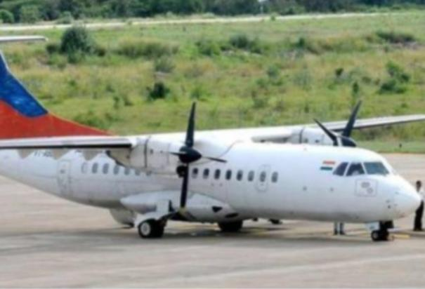coimbatore-ahmedabad-direct-flight-welcomes-2-month-rise-in-corona-crash