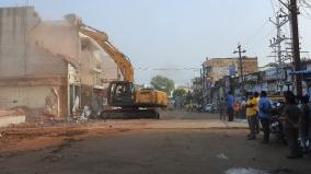 encroachment-cleared-from-kovilpatti-cannal