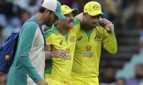 injured-warner-ruled-out-cummins-rested-for-rest-of-limited-overs-series-against-india