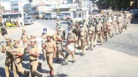 kanyakumari-police-do-flag-march