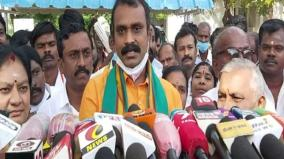 tn-bjp-leader-says-protests-against-farmers-law-stopped-here