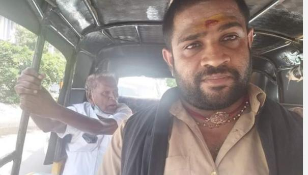 i-only-have-20-rupees-can-i-come-former-mla-who-surprised-the-auto-driver