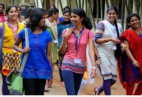 colleges-reopen-in-tamil-nadu-today-after-8-months-precautionary-measures-intensified