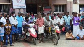 physically-handicapped-protest-in-kovilpatti