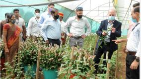 flower-cultivation-in-new-technology-at-indo-israel-koimalar-magnificent-center-israeli-national-committee-visits