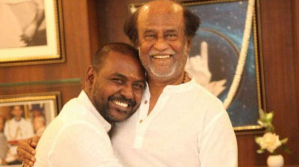 lawrence tweet about rajinikanth political entry