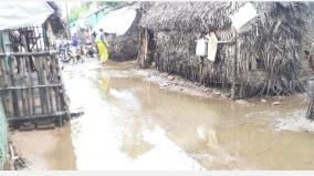 heavy-rain-in-karaikal-rain-water-accumulated-in-low-lying-areas