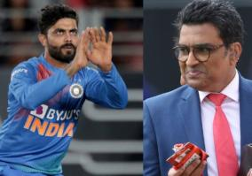 physio-not-coming-out-after-jadeja-getting-hit-is-breach-of-protocol-feels-manjrekar