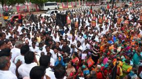 thiruchendur-dmk-protest