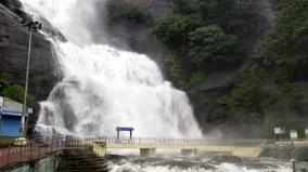 karuppanadhi-dam-70-mm-rainfall-recorded