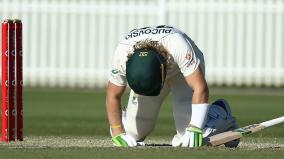 will-pucovski-hit-on-the-head-during-australia-a-vs-india-a-warm-up-game
