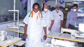 puduchery-cm-narayanasamy-urges-central-government-to-give-fund