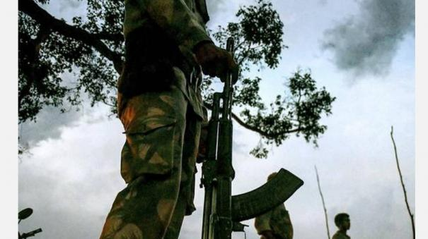 odisha-2-maoists-killed-in-gunfight-with-security-personnel