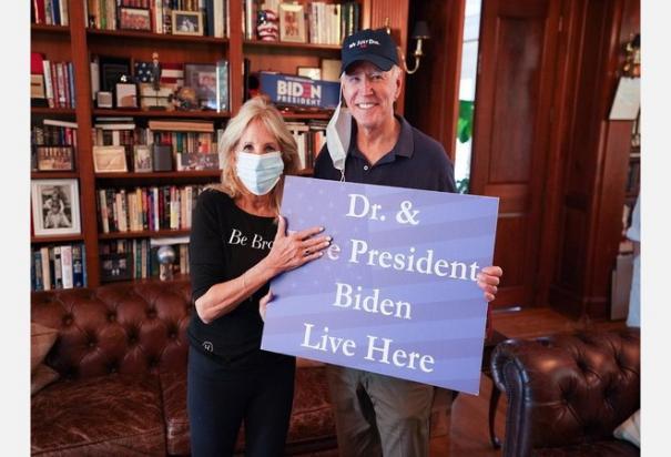 joe-biden-wife-to-receive-pfizer-covid-19-vaccine-on-monday
