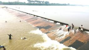 puduchery-dam-filled-due-to-heavy-rain