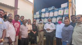 evm-sent-to-tirupathur-from-maharashtra