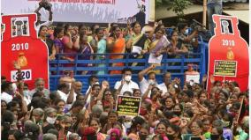 gas-cylinder-price-hike-puts-more-burden-on-people-mahesh-lies-to-central-state-governments