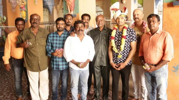 santhanam-new-movie-launched