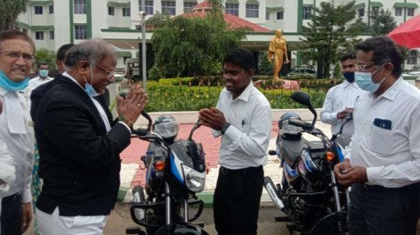 hc-bench-judge-kirubakaran-advice-to-young-lawyers