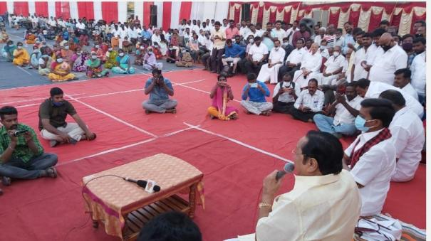 once-the-dmk-comes-to-power-the-100-day-program-will-be-extended-to-300-days-duraimurugan