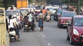 one-way-coimbatore-nanjappa-road-traffic-congestion-on-alternative-roads