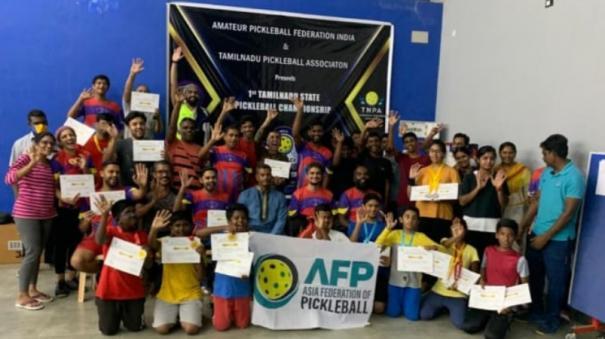 first-pickleball-event-in-tamilnadu