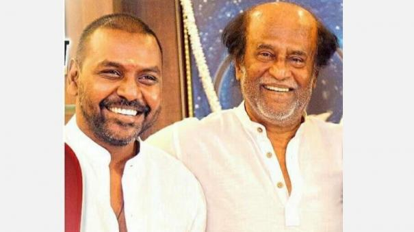 lawrence-tweet-about-rajini