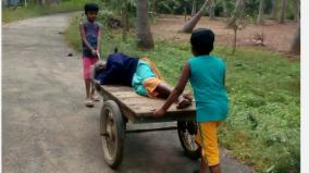 9-year-old-boys-who-helped-drag-an-old-woman-who-went-to-get-a-pongal-gift-in-a-cart