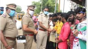 awareness-police-officer-for-all-villages-to-establish-good-relations-with-the-people-and-the-police-thoothukudi-sp