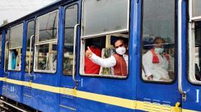 a-raja-announcement-on-nilgiris-train