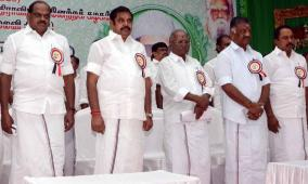 palanisamy-s-acceptance-as-chief-ministerial-candidate-obs-eps-empowered-to-decide-on-alliance-aiadmk-passes-16-resolutions
