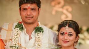 anandhi-tweet-after-marriage