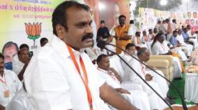 people-have-not-forgotten-the-betrayals-of-dmk-tamil-nadu-bjp-leader-l-murugan