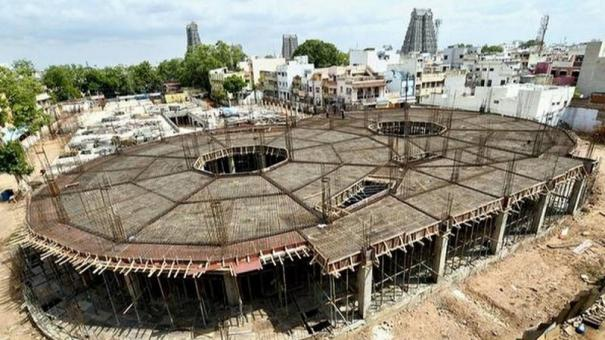 madurai-mp-inspects-smart-city-works