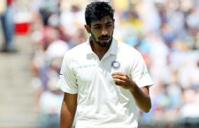 india-s-pace-spearhead-bumrah-ruled-out-of-brisbane-test