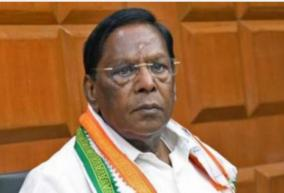 puducherry-chief-minister-narayanasamy-urges-political-leaders-and-ministers-to-be-the-first-to-allay-fears-of-coronavirus