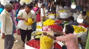 the-price-of-flowers-has-doubled-in-the-hosur-market-ahead-of-pongal