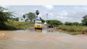 river-floods-cut-off-3-villages-near-devakottai