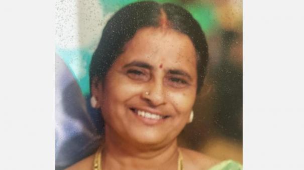 susienthiran-mother-passed-away